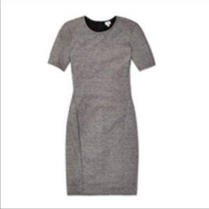 Aritzia Wilfred Bodycon Grey Dress